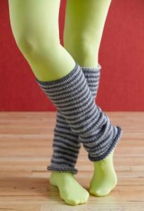 Knit Lexi Leg Warmers