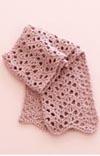 Crochet Modern Lace Scarf