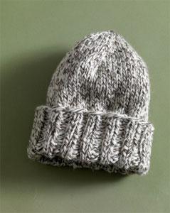Easy Tweed Hat