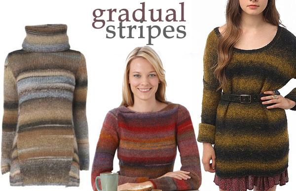 Gradual Stripes
