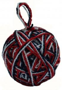 Yarn Wrapped Ball