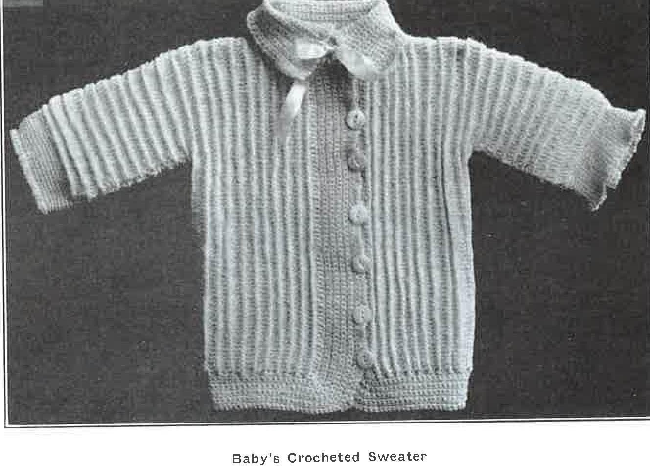 vintagechildsweater