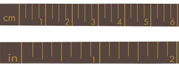 Label ruler images