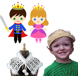prince_princess costume