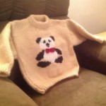 Panda Sweater- (VC)