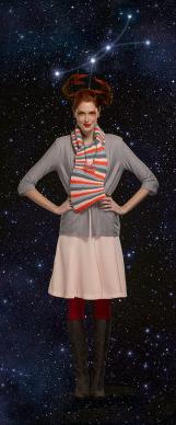 Gemini scarf