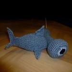 Hammerhead Shark weight by Jazmo Tennant