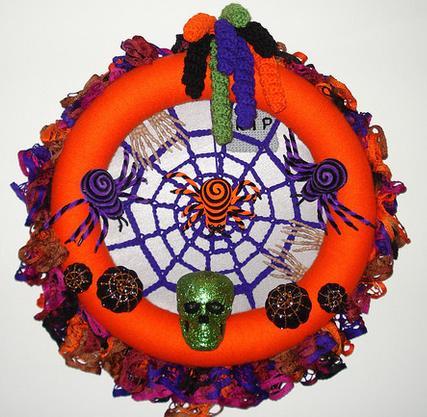 SkullWreath
