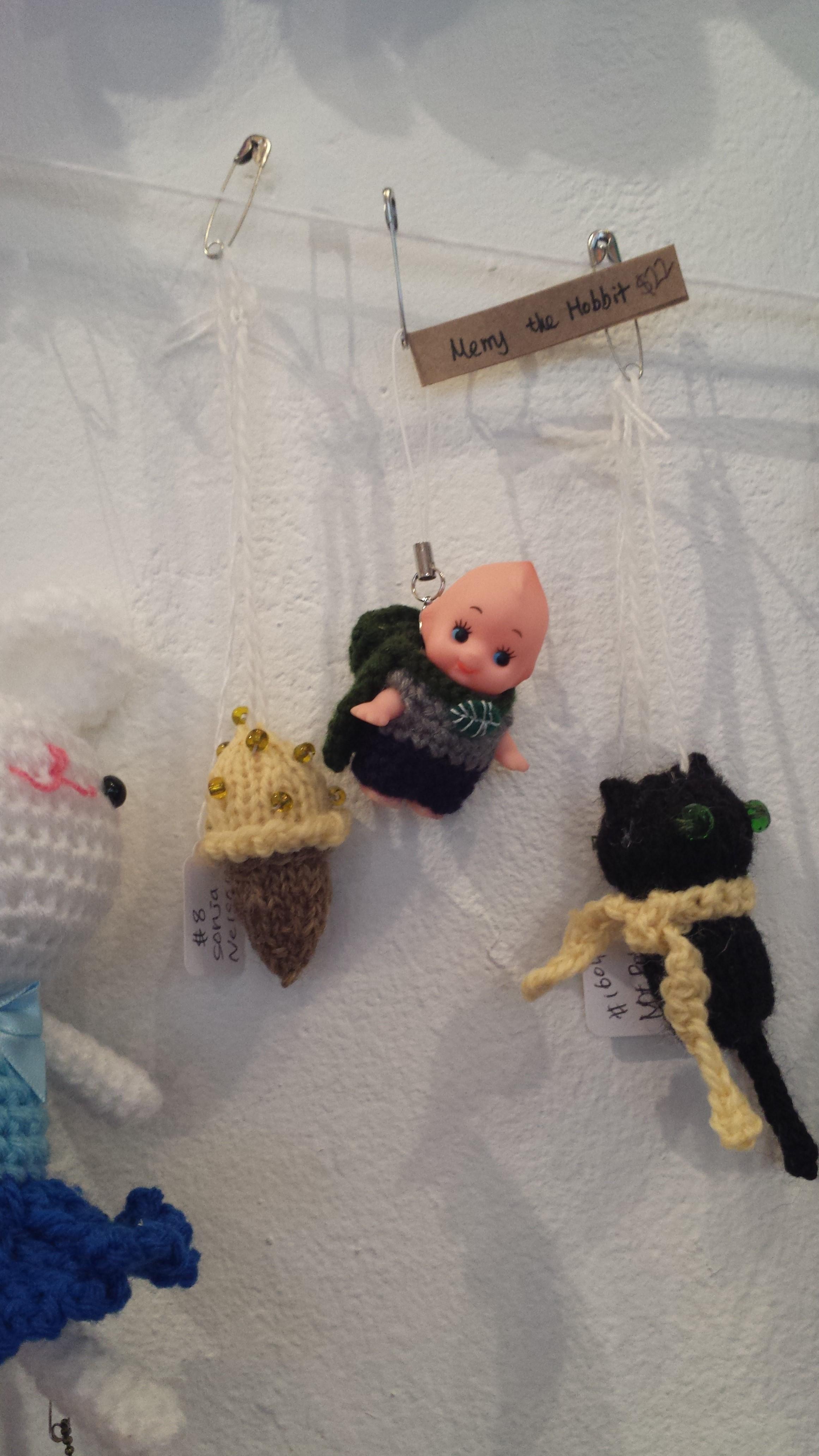 Hobbit Kewpie Doll!