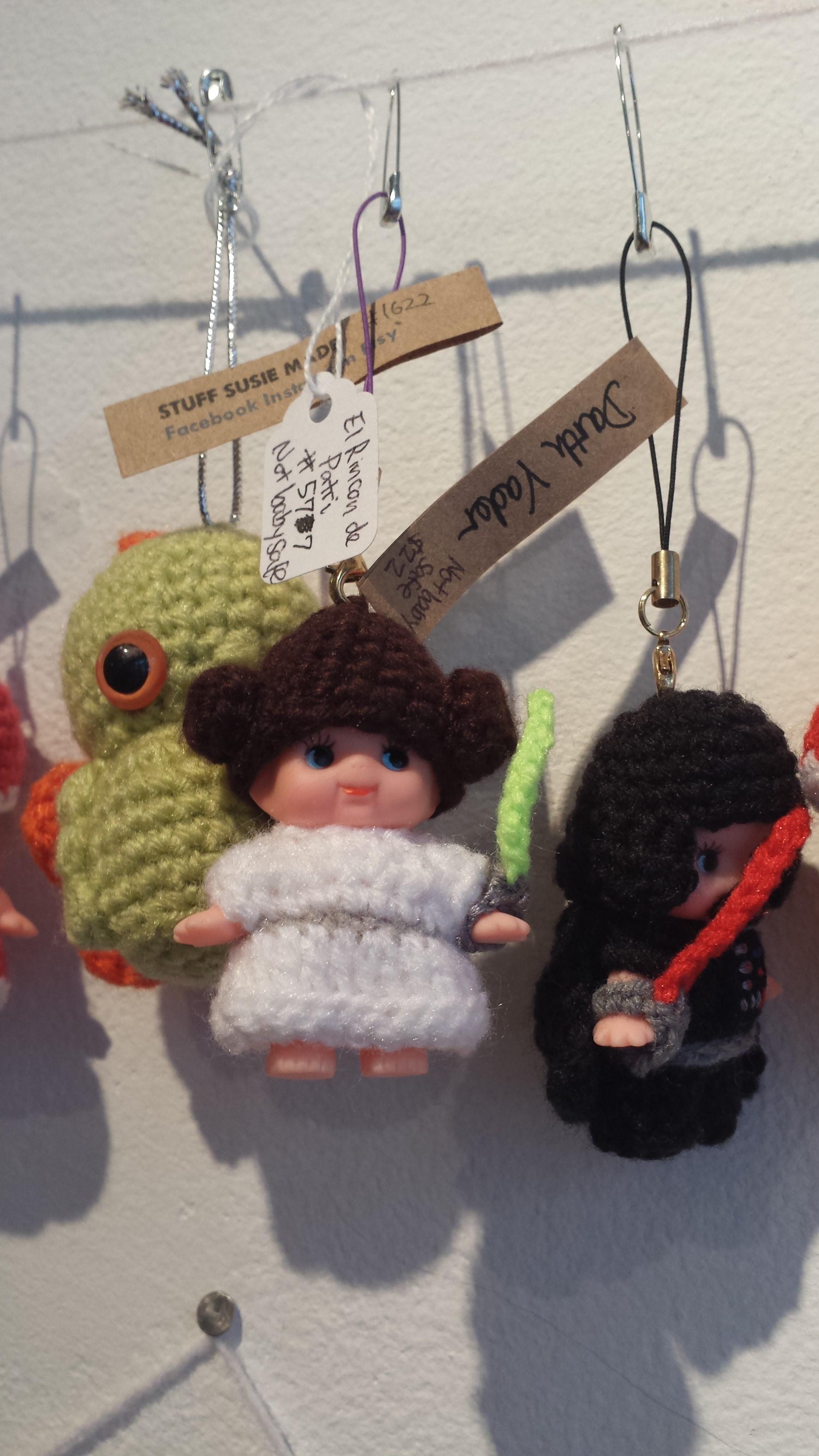Kewpie Princes Leia.
