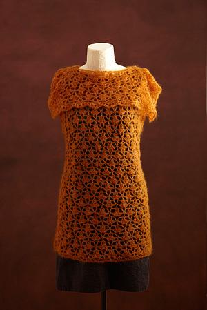 new lace tunic