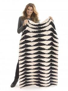 neck's best graphic blanket
