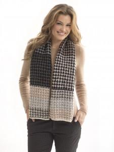 level 2 knit scarf