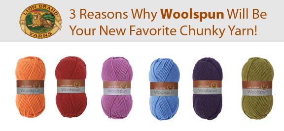 Threereasons why woolspun