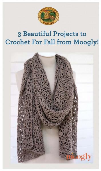 3 Beautiful patterns to crochet