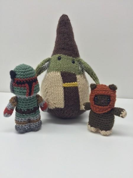 Free Star Wars Crochet Patterns • Oombawka Design Crochet | 600x450