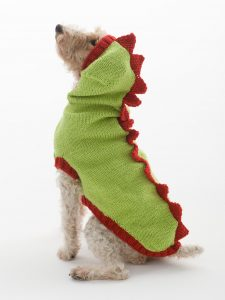 The Dragon Slayer Dog Sweater (Knit)