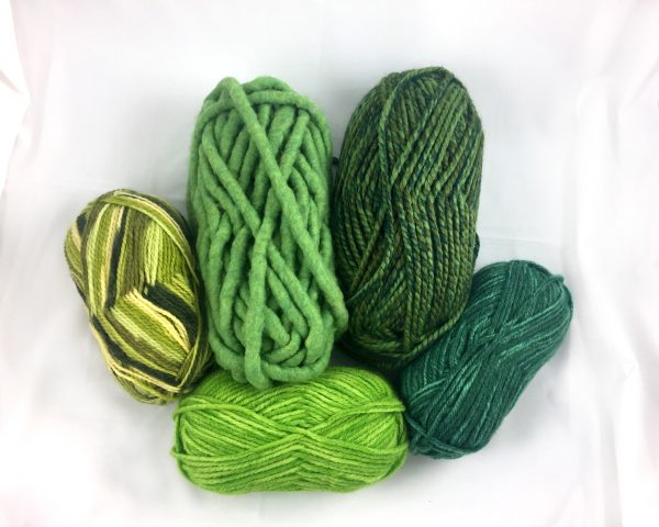 Pantone yarns
