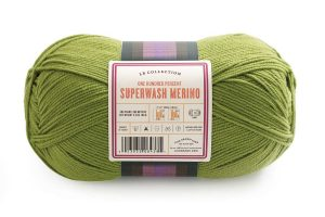 LB Collection Superwash Merino® in Spring Leaf