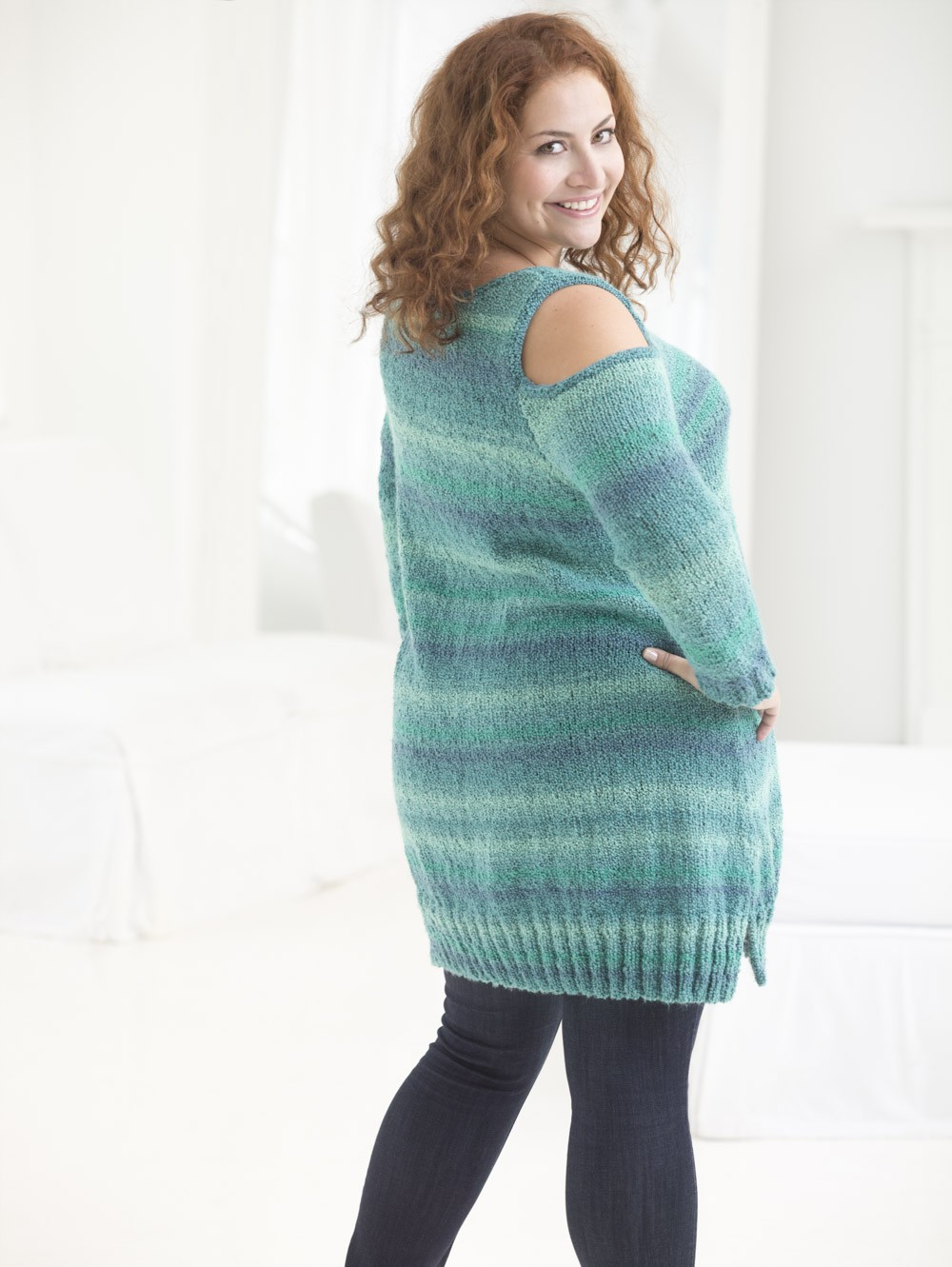 Curvy Girl Knit Tunic