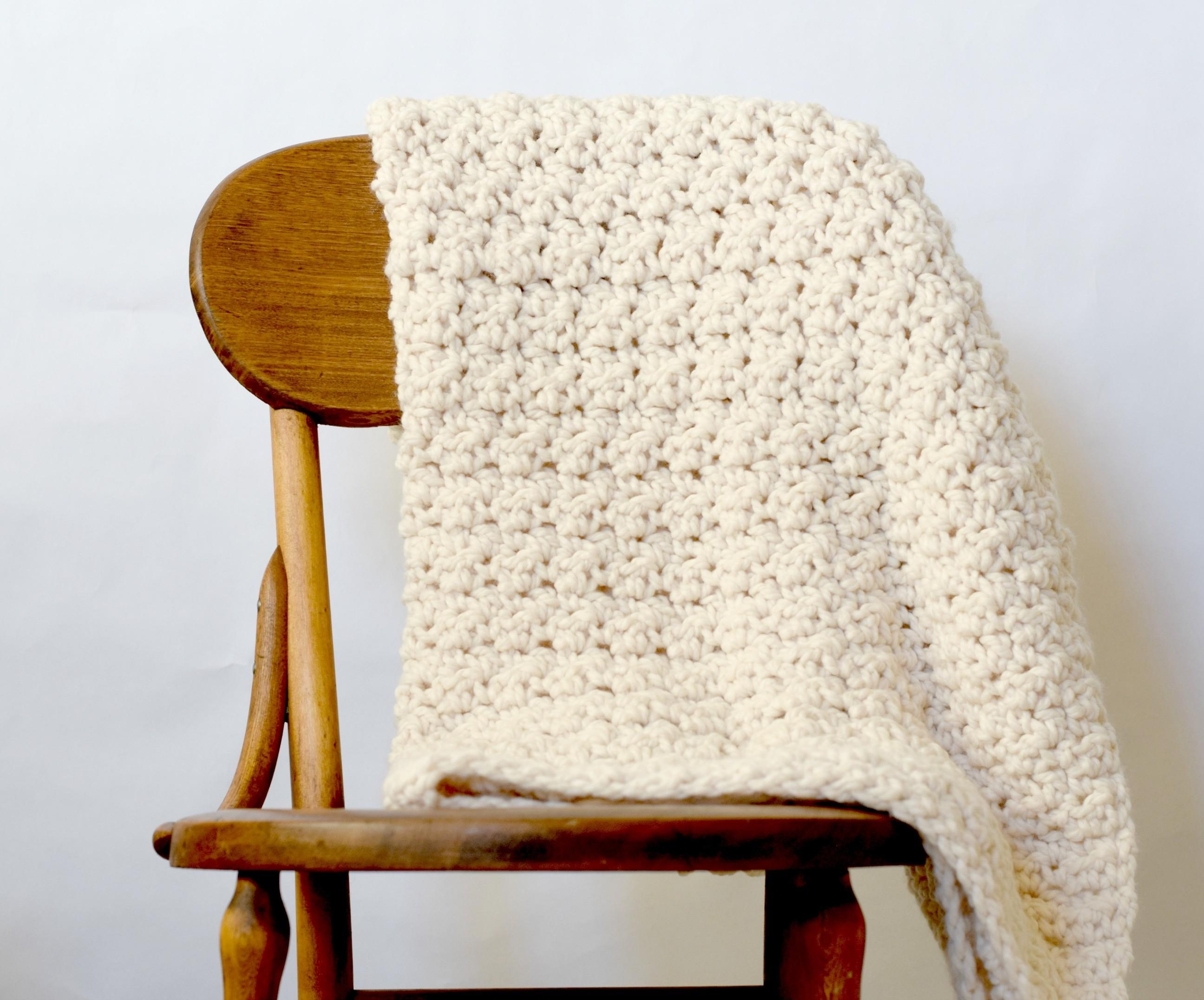 Icelandic Chunky Crochet Lapghan Crochet Kit