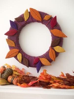 Thanksgiving Crafting