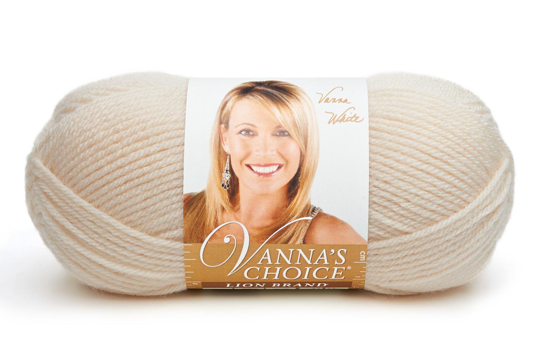 Vanna's Choice yarn from Lion Brand