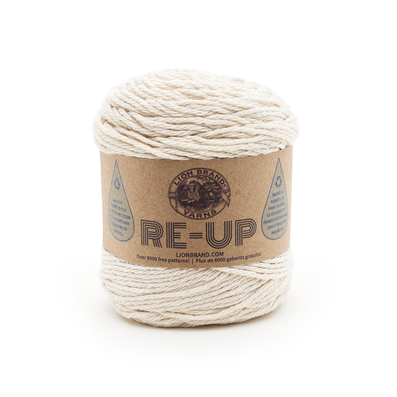 Re-Up Yarn in Ecru