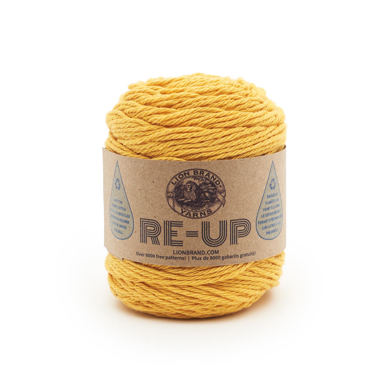 Re-Up Yarn in Orange