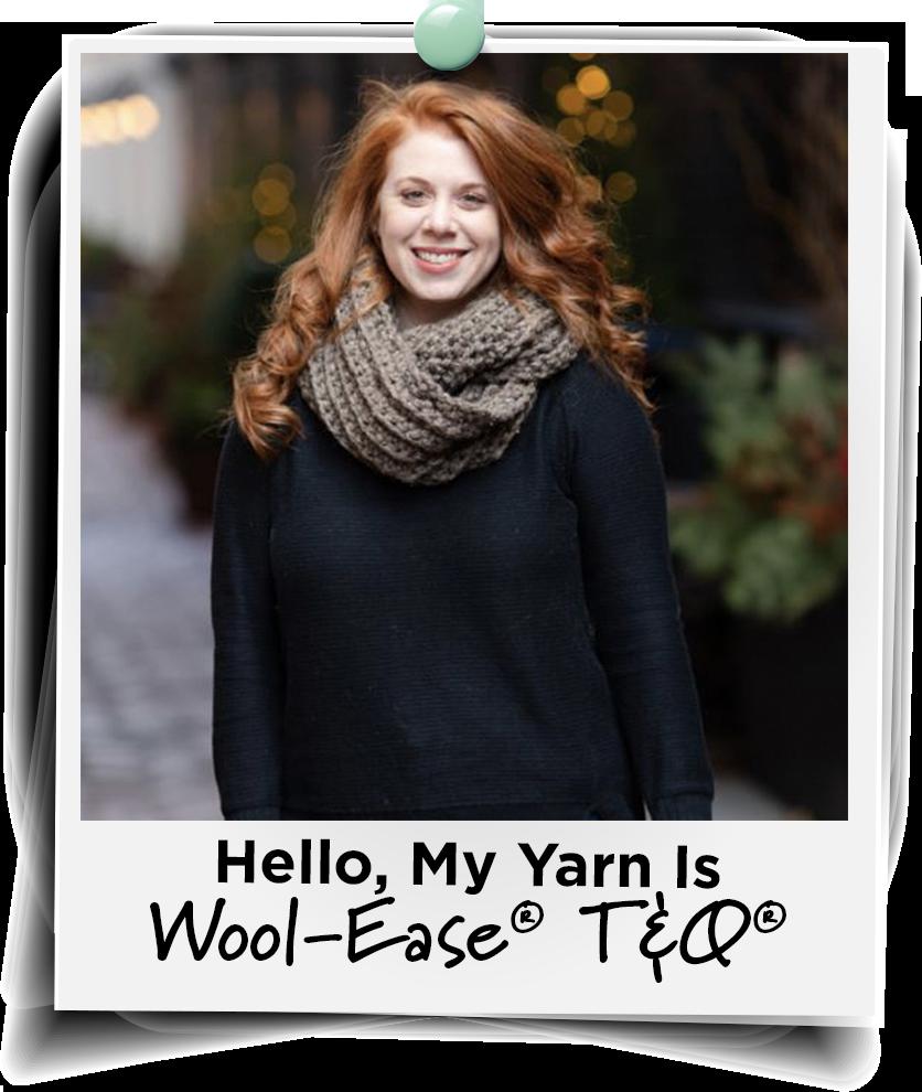 My Life In Yarn: Gianna Gaizi