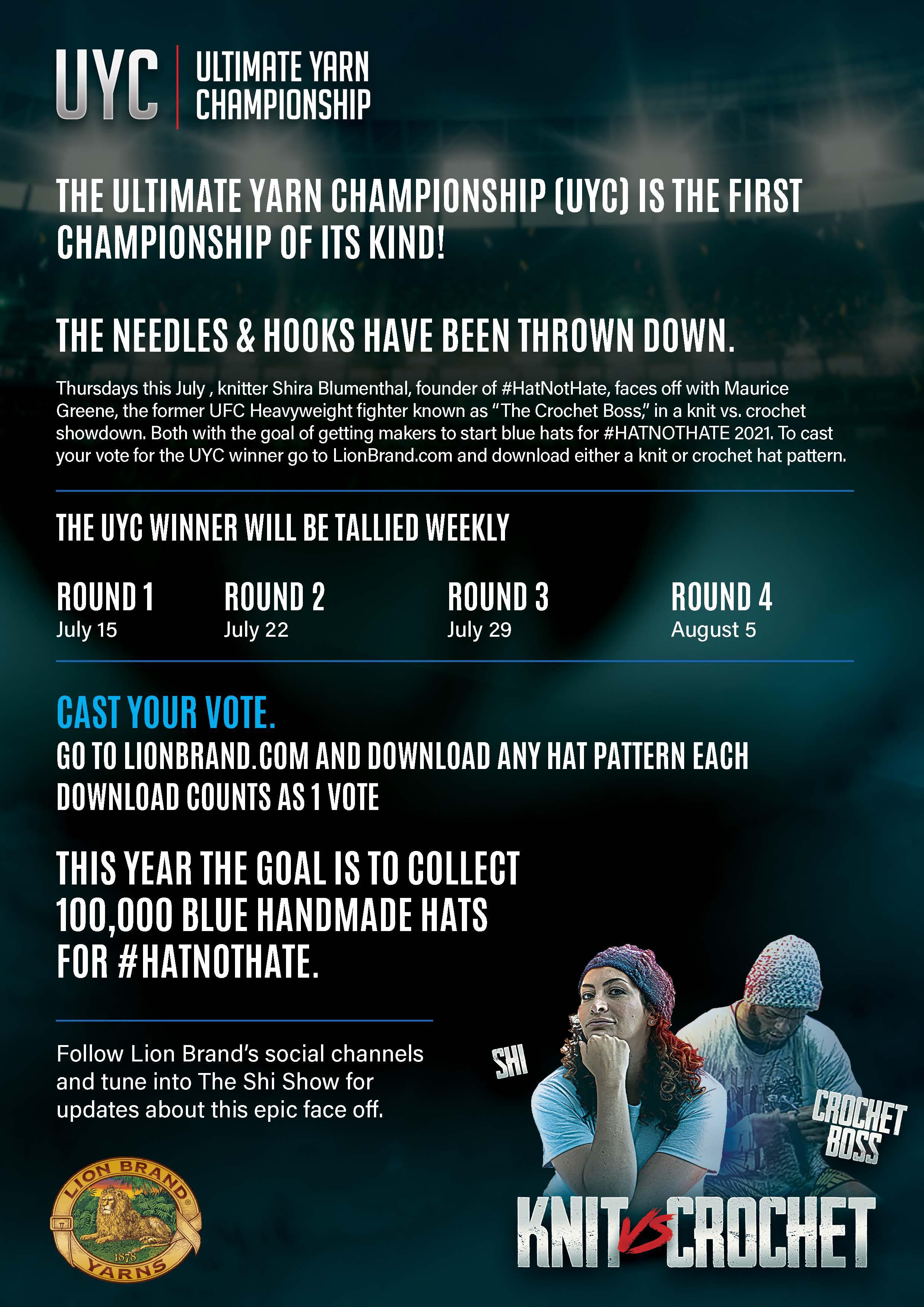Ultimate Yarn Championship